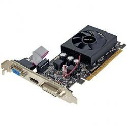 Tarjeta de Video PNY NVIDIA GeForce GT 610, 1GB 64-bit DDR3, PCI Express 2.0