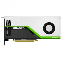 Tarjeta de Video PNY NVIDIA Quadro RTX 4000, 8GB 256-bit GDDR6, PCI Express x16 3.0 - incluye Adaptador 1x DisplayPort - DVI, 1x DisplayPort - HDMI, 1x USB-C - DisplayPort