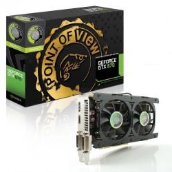 Tarjeta de Video Point of View NVIDIA GeForce GTX 670, 2GB 256-bit GDDR5, PCI Express 3.0