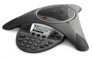 Polycom Telefono SoundStation IP 6000, Alámbrico, 1x RJ-45