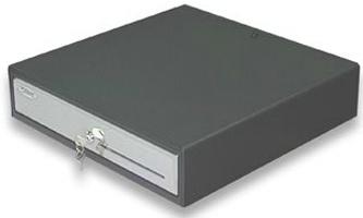 Cajón de Dinero POSline CD020, 5.7kg, Negro/Gris