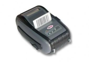 POSline IPE1310B, Impresora de Etiquetas, Térmica Directa, Inalámbrico, USB 2.0, 203 x 203 DPI, Gris