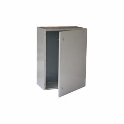 Precision Gabinete de Acero para Exteriores, 60 x 80cm, Gris