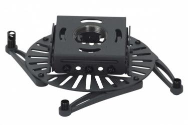 Premier Mounts Soporte Universal para Proyector PDS-PLUS, hasta 34.1Kg, Negro