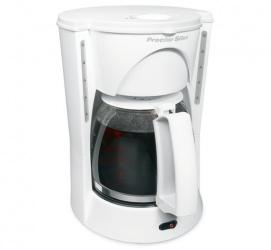Proctor Silex Cafetera 48521RY, 12 Tazas, Blanco