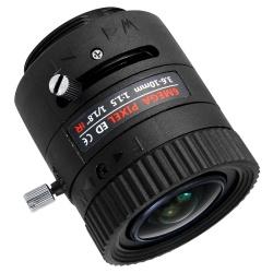 Provision-ISR Lente Varifocal 03610DCMP-6, 3.6mm-10mm, 1/1.8'', 48° - 120°, Negro