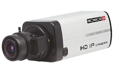 Provision-ISR Cámara IP Box IR 1.3MP BX-380IP, Alámbrico, 1280 x 1024 Pixeles, Día/Noche - No incluye lente