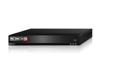 Provision-ISR DVR Híbrido 3 en 1 de 4 Canales SA-4050AHD-2+ para 1 Disco Duro, max. 6TB, 2x USB 2.0, 1x RS-485