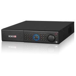 Provision-ISR DVR de 16 Canales SH-32400A-5(2U) para 8 Discos Duros, máx. 64TB, 1x USB 2.0, 1x RS-485