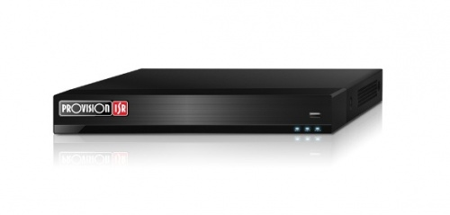 Provision-ISR DVR de 4 Canales SH-4050A-4 para 1 Disco Duro, max. 6TB, 2x USB 2.0, 1x RJ-45