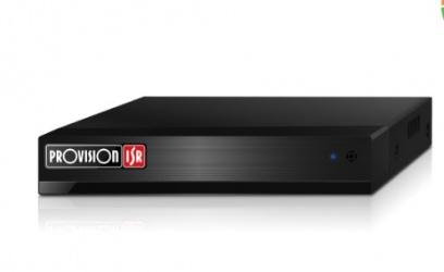 Provision-ISR DVR de 4 Canales SH-4050A5-5L(MM) para 1 Disco Duro, máx. 8TB, 2x USB 2.0, 1x RS-485