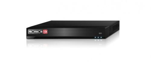 Provision-ISR DVR de 4 Canales SH-4100A-2L para 1 Disco Duro, max. 6TB, 2x USB 2.0, 1x RJ-45