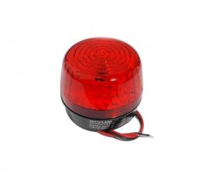 Provision-ISR Estrobo SL-01, 12V, Rojo