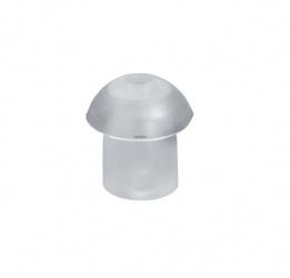 Pyme Almohadillas de Silicona, Transparente, 100 Piezas