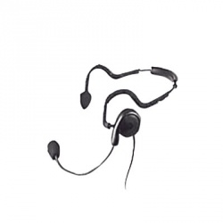 Pryme Audifonos con Micrófono para Radio SPM-1400ILS, Negro, para ICOM