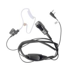 Pryme Micrófono para Radio SPM-2001, Negro, para Kenwood