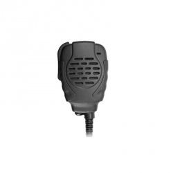 Pryme Micrófono para Radio SPM-2123, Negro, para Motorola