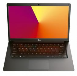 Laptop Qian QCL-14N33 14.1'' Full HD, Intel Celeron N3350 1.10GHz, 4GB, 120GB SSD, Endless, Español, Negro