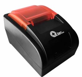 Qian ANJET 58, Impresora de Tickets, Línea Térmica, 203 x 203 DPI, USB 2.0, Negro/Naranja