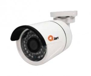 Qian Kit de Vigilancia QKC4D41902 de 4 Cámaras CCTV Bullet y 4 Canales, con Grabadora