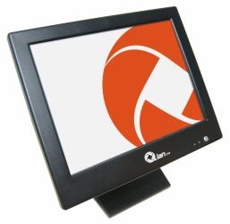 """Qian QMT151701 LED Touchscreen 15"""", 4:3, Negro"""