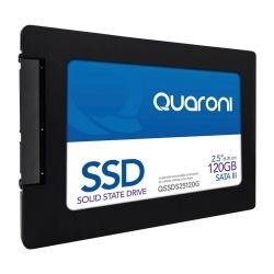SSD Quaroni QSSDS25120G, 120GB, SATA III, 2.5