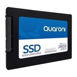SSD Quaroni QSSDS25240G, 240GB, SATA III, 2.5