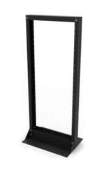 Racks & Cabs Rack de Pared de Acero, 19'', 21UR, hasta 150kg, Negro Texturizado