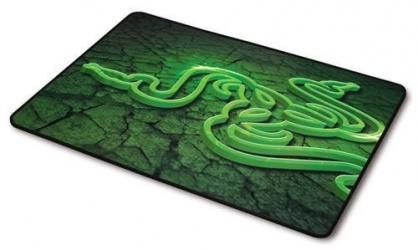 Mousepad Gamer Razer Goliathus Control Edition, 35.5x25.4cm, Grosor 3mm, Negro/Verde