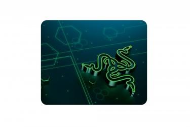 Mousepad Gamer Razer Goliathus Mobile, 21.5 x 27cm, Grosor 1.5mm, Azul/Verde