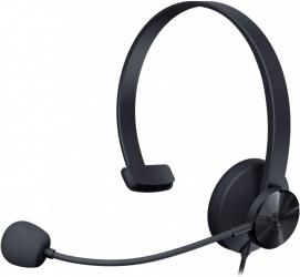 Razer Audífonos Gamer Tetra para Xbox/PS4/PC/Nintendo, Alámbrico, 3.5mm, Negro