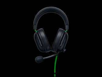 Razer Audífonos Gamer BlackShark V2, Alámbrico, 1.8 Metros, 3.5mm, Negro