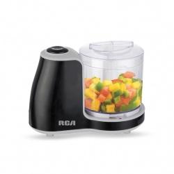 RCA Procesador de Alimentos RC-3100, 0.5L, 100W, Negro/Acero