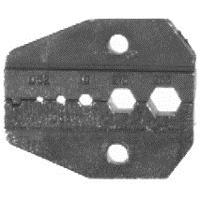 RF Industries Pinzas Crimpadoras RFA-4005-01, RG-58/U/RG-59/U/RG-142/U/RG-8/X, Negro
