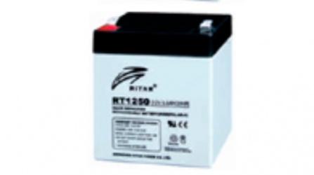 Ritar Batería de Reemplazo para No Break RT1250, 12V, 5000mAh