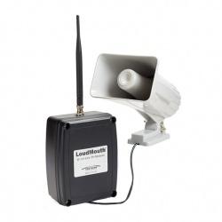 Ritron Sistema de Voceo Vía Radio LM-U450, UHF, 450-470 MHz, Negro/Blanco