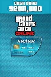 Grand Theft Auto V Tiger Shark Cash Card, Xbox One ― Producto Digital Descargable