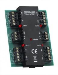 Rosslare Expansor de Entradas y Salidas para AC225IPL/AC425IPL