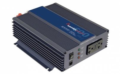 Samlex Inversor de Corriente PST-600-12, 600W, Entrada 12V, Salida 120V