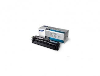 Tóner Samsung CLT-C504S Cyan, 1800 Páginas