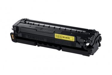 Tóner Samsung CLT-Y503L Amarillo, 5000 Páginas
