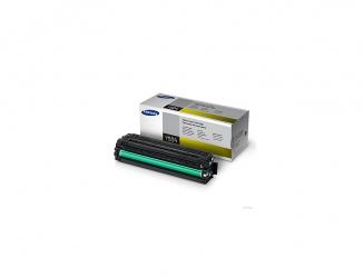 Tóner Samsung CLT-Y504S Amarillo, 1800 Páginas