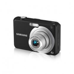 Cámara Digital Samsung ES9, 12.2MP, Zoom óptico 4x, Negro