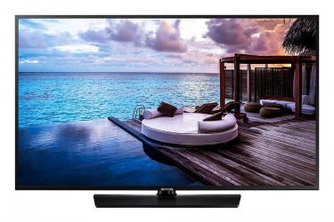 "Samsung Smart TV LED HG65NJ690UF 65"", 4K Ultra HD, Widescreen, Negro"