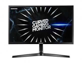 "Monitor Gamer Curvo Samsung LC24RG50FQLXZX LED 23.5"", Full HD, Widescreen, FreeSync, 144Hz, HDMI, Negro"