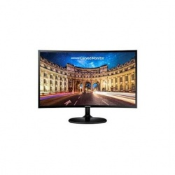 Monitor Curvo Samsung LC27F390 LED 27'', Full HD, Widescreen, HDMI, Negro