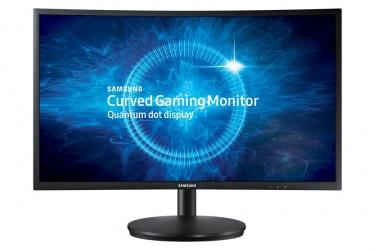 Monitor Gamer Curvo Samsung C27FG70FQL LED 27'', Full HD, Widescreen, FreeSync, 144Hz, HDMI, Negro