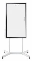 Samsung WM55H Pantalla Interactiva Edge LED 55'', Ultra HD, 8GB, Blanco