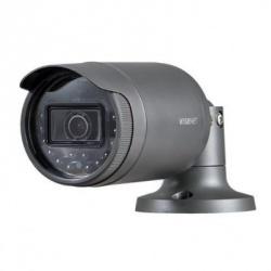 Hanwha Cámara IP Bullet IR para Exteriores LNO-6020R, Alámbrico, 1920 x 1080 Pixeles, Día/Noche