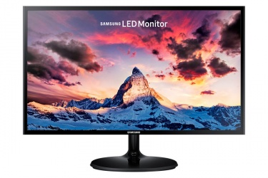 Monitor Samsung S24F350FHL LED 24'', Full HD, Widescreen, HDMI, Negro